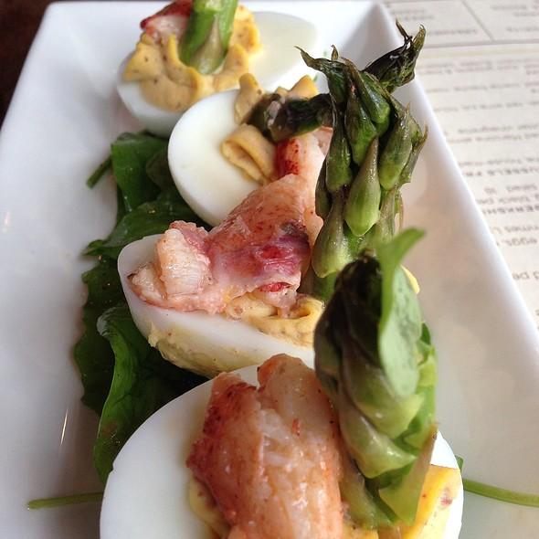 Deviled Eggs - Restaurant Orsay, Jacksonville, FL
