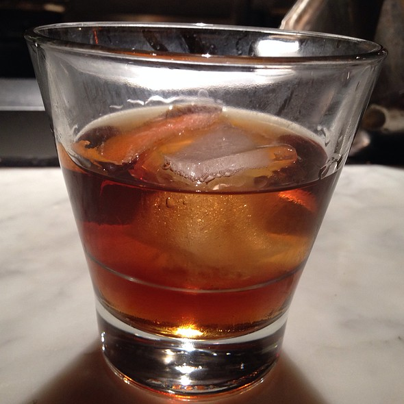 Buffalo Bourbon - Bungalow 44, Mill Valley, CA