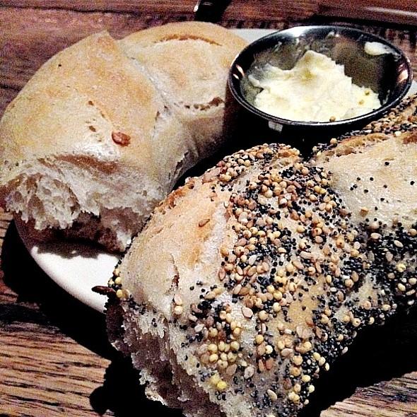 Sourdough Bread - The Tree Room @ Sundance, Sundance, UT