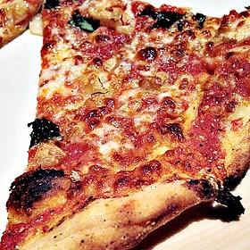 Margherita Pizza - The Tree Room @ Sundance, Sundance, UT