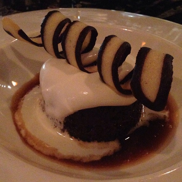 Charles' Sticky Toffee Pudding Cake - Juniper Restaurant in the Vail Valley, Edwards, CO