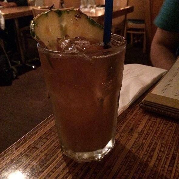 Plantation Iced Tea - Honu Seafood and Pizza - Lahaina, Lahaina, HI
