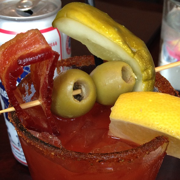 Bloody Mary - Stephi's On Tremont, Boston, MA