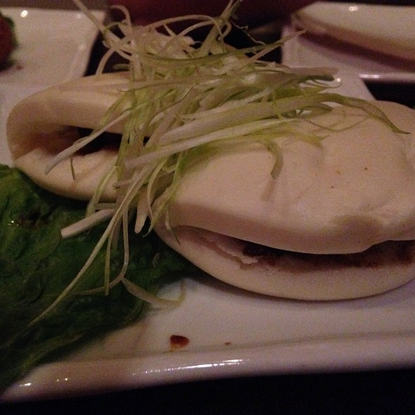 Pork Belly Bun - Howard Wang's Uptown China Brasserie, Dallas, TX