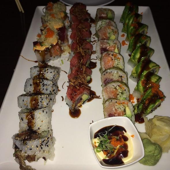 Sushi Rolls - New Ichiro, New York, NY