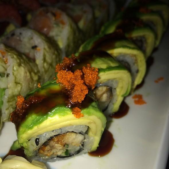 Dragon Roll - New Ichiro, New York, NY