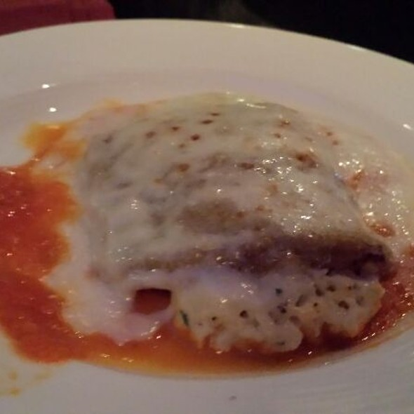 Eggplant Involtini - Happy Hour $4 - Frank and Dino's, Boca Raton, FL