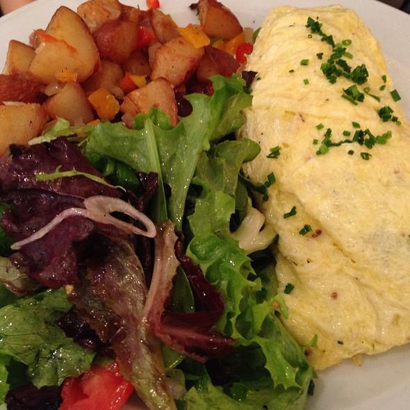 Garden Omelette - Brasserie 19, Houston, TX