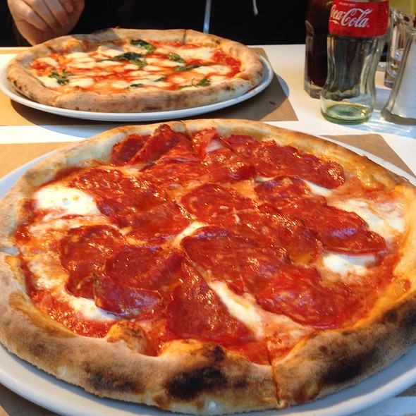 Diavola - Ribalta Pizza, New York, NY
