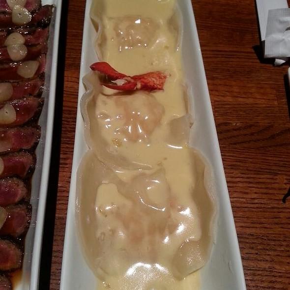 Lobster Ravioli - Osaka - Chestnut Hill, Philadelphia, PA