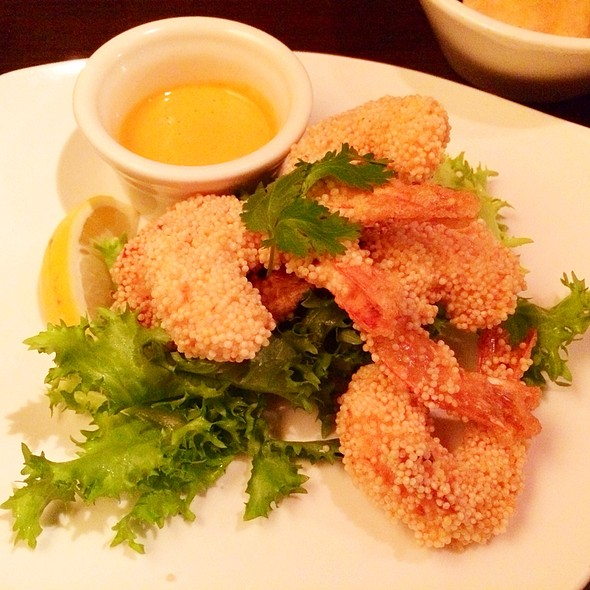 Crunchy Garlic Rock Shrimp - Wann Japanese Izakaya, Seattle, WA