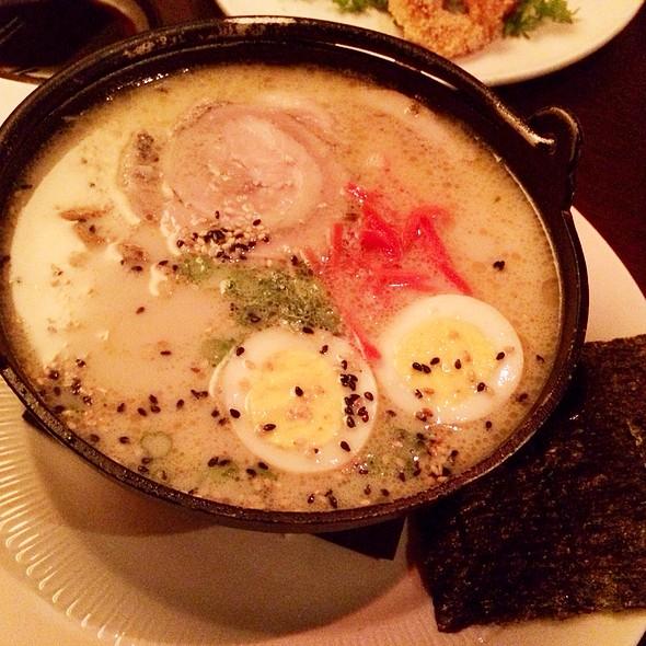 #tonkotsu #ramen   - Wann Japanese Izakaya, Seattle, WA