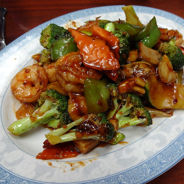 Gallery  |Shrimp With Mixed Vegetables