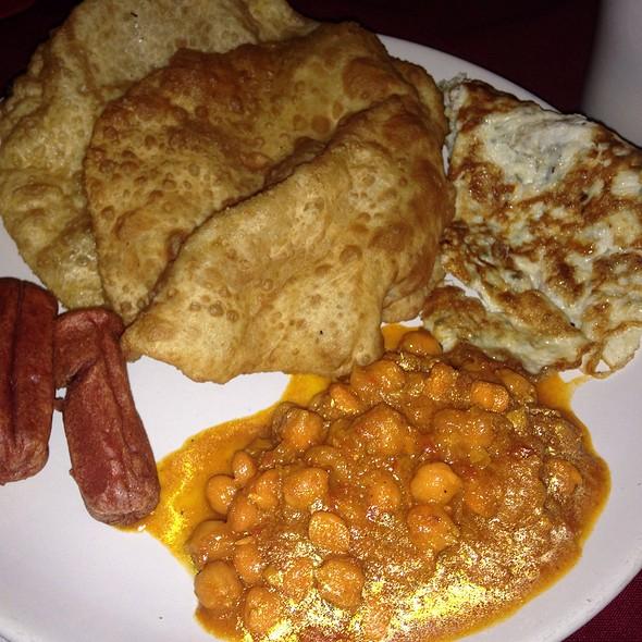 Sherlaton Restaurant Lagos Menu