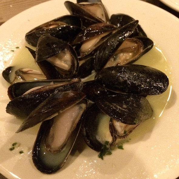 Steamed Mussels Pistou - Fat Hen, Johns Island, SC