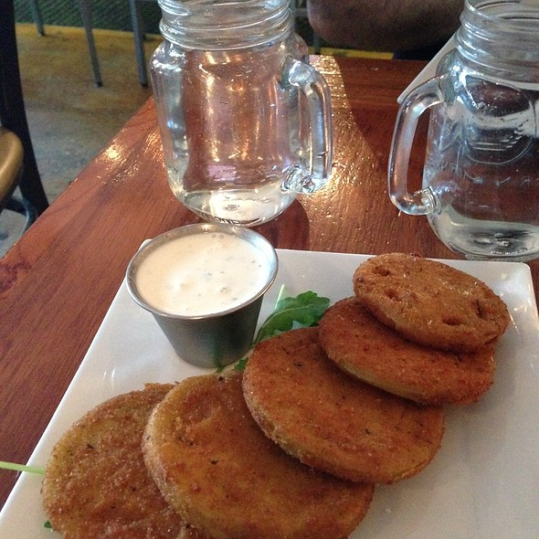 Fried Green Tomatoes - Whisk, South Miami, FL