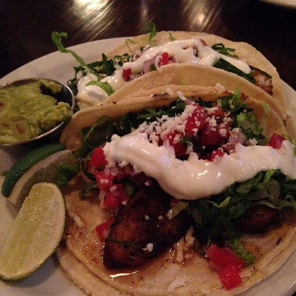 Baha Fish Tacos - Perch Pub, Philadelphia, PA