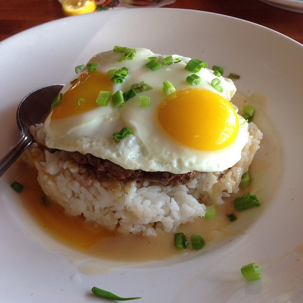 "The ""Loco Moco"" - Gladstone's Long Beach, Long Beach, CA"