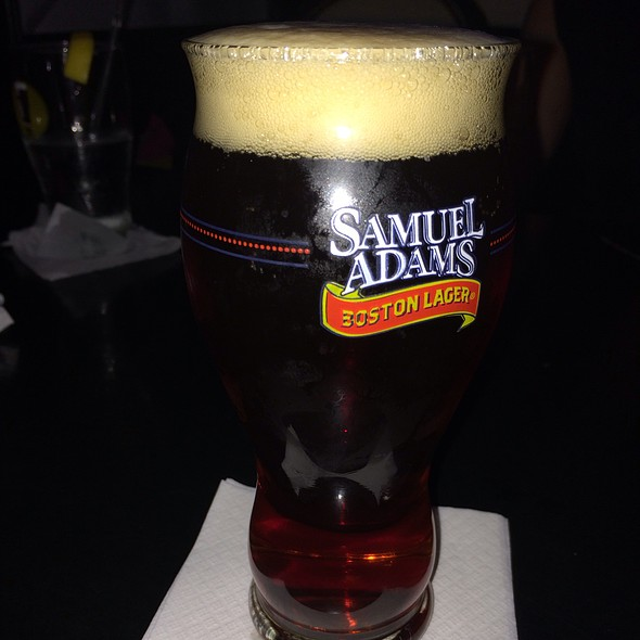 Samuel Adams Winter Lager - The Perfect Pint - East, New York, NY