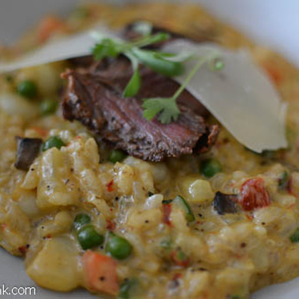 Andean Risotto - Latin Bites, Houston, TX