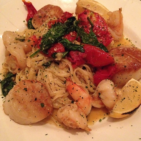Shrimp And Scallops - Donato's Restaurant, Pittsburgh, PA