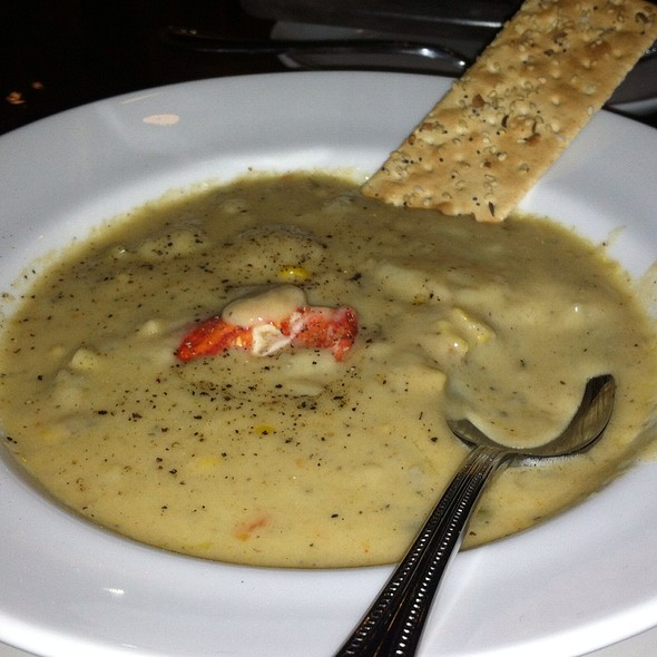 Lobster Chowder - 801 Chophouse - St. Louis, Clayton, MO
