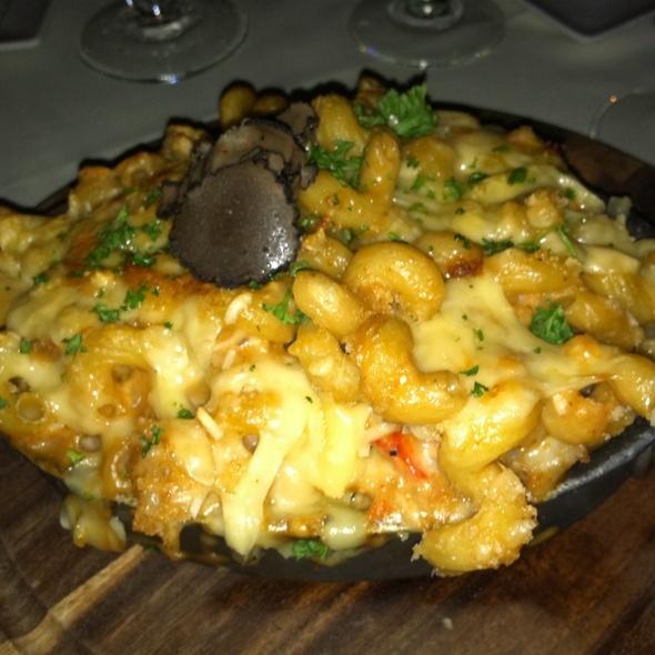 Lobster Mac N' Cheese With Truffles - Barton G. The Restaurant - Miami Beach, Miami Beach, FL