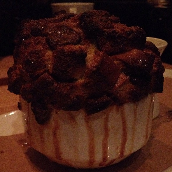 30 Minute Bread Pudding - Food Wine and Co., Bethesda, MD