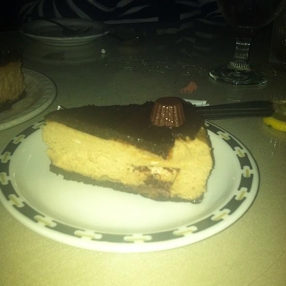 Peanut Butter Cheesecake - Vera Mae's Bistro, Muncie, IN