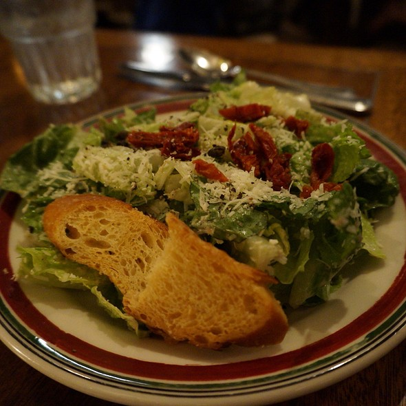 Caesar Salad - Gar Woods Grill and Pier Restaurant, Carnelian Bay, CA