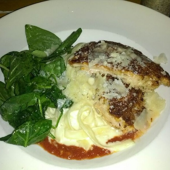 Chicken Parmesan - Cafe 501 - Classen Curve, Oklahoma City, OK