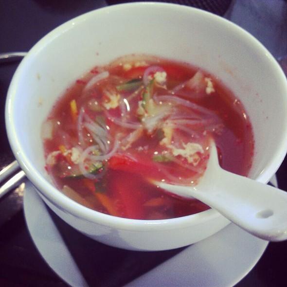 Korean Spicy Soup - Sung Korean Bistro, Cincinnati, OH