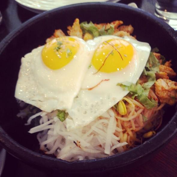 Dolsot Bibimbap - Sung Korean Bistro, Cincinnati, OH