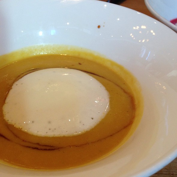 Winter Squash Soup - Food Wine and Co., Bethesda, MD