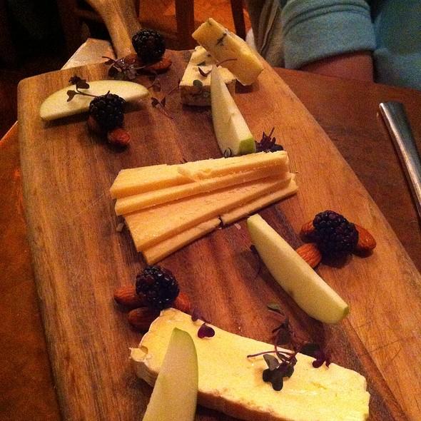 Cheese Board - Majolica, Phoenixville, PA