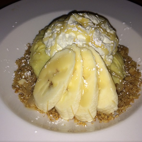 Deconstructed Banana Cream Pie - Table 24, Rutland, VT