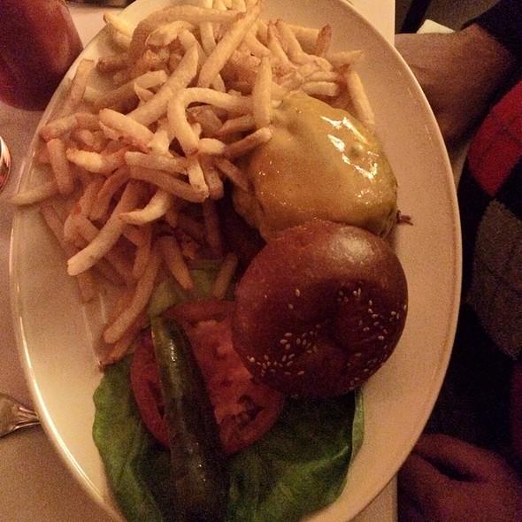 Minetta Tavern Burger - Minetta Tavern, New York, NY