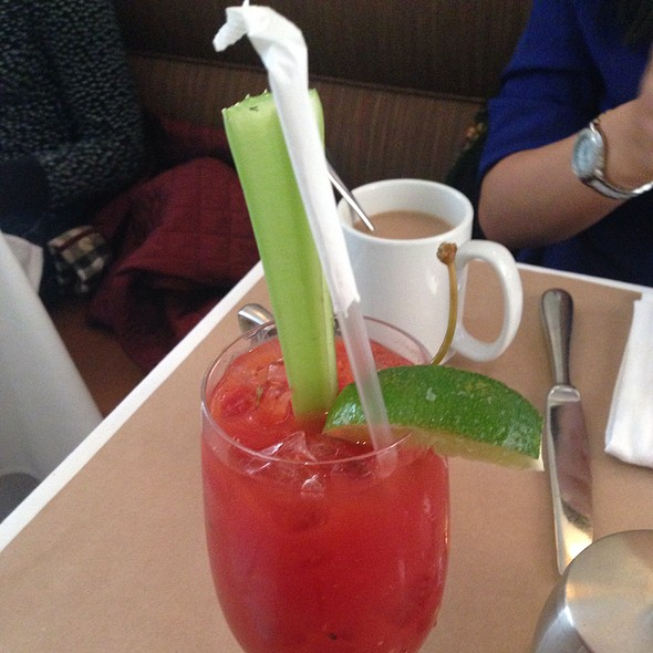 Bloody Mary - Stone Park Cafe, Brooklyn, NY