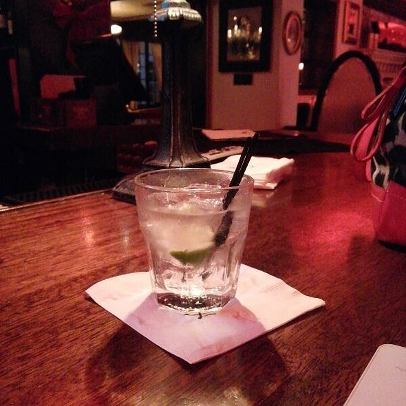 Grey Goose And Tonic - Carlo & Johnny, Cincinnati, OH
