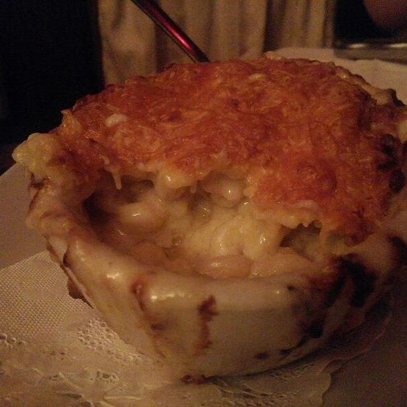 Baked Macaroni & Cheese - Carlo & Johnny, Cincinnati, OH