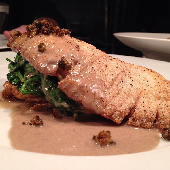 Pan Roasted Skate Wing - Frogs Leap Public House, Waynesville, NC