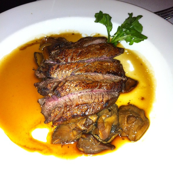 Filet W/Wild Mushrooms - The Capital Grille - King of Prussia, King of Prussia, PA