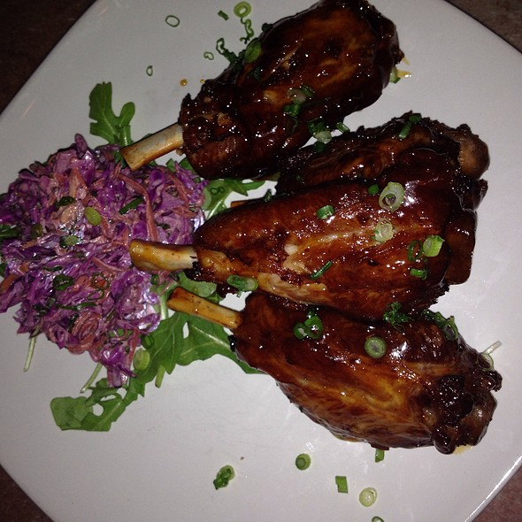 Pork Wings - The Orangery, Knoxville, Tennessee