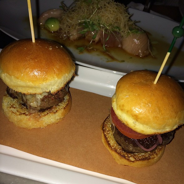 Kobe Sliders - Barclay Prime, Philadelphia, PA