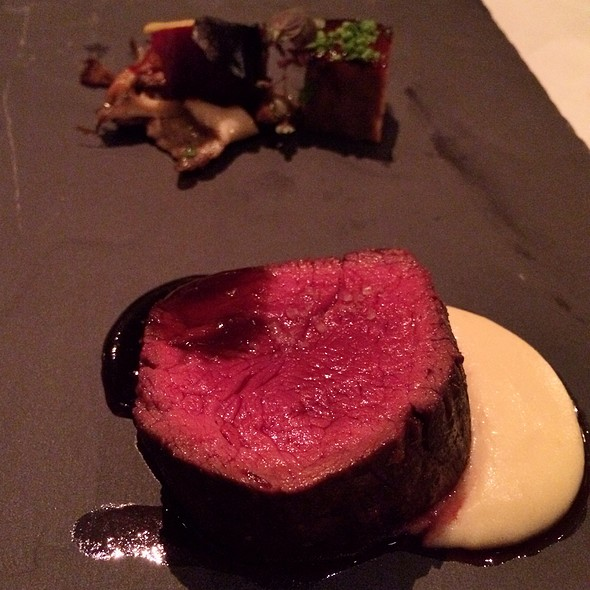 Waygu Beef - Asiate, New York, NY