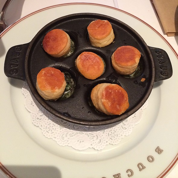 Escargot - Bouchon, Yountville, CA