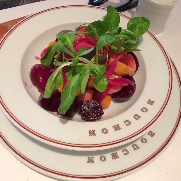 Beet Salad - Bouchon, Yountville, CA