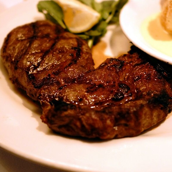 16Oz Ribeye Steak - Morton's The Steakhouse - Hong Kong, Kowloon, Hong Kong