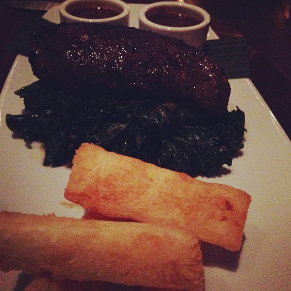 Angus Beef Steak - Cuba Libre Restaurant & Rum Bar - Atlantic City, Atlantic City, NJ