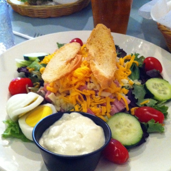 Chef's Salad - Dilly Bistro, Bar & Bottle Shop, Cincinnati, OH